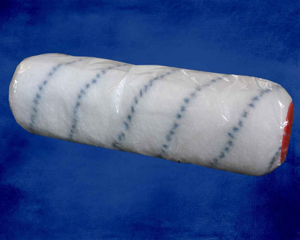 """10"""" Blue Stripe Resin Roller Refill"""