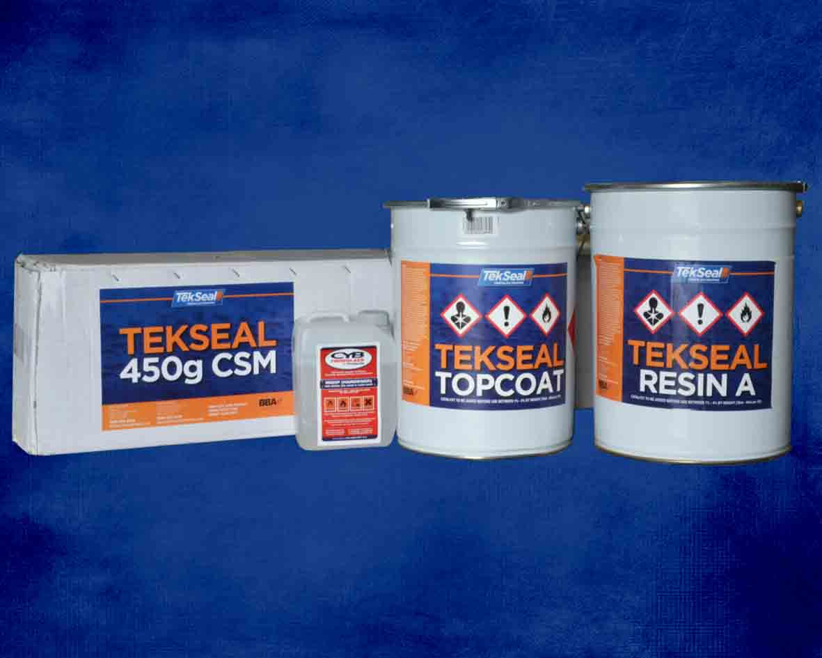 TekSeal BBA Roofing System