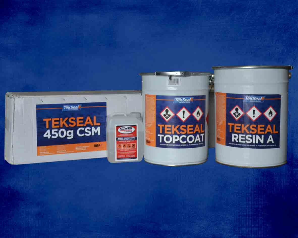 TekSeal Accredited BBA Roofing System