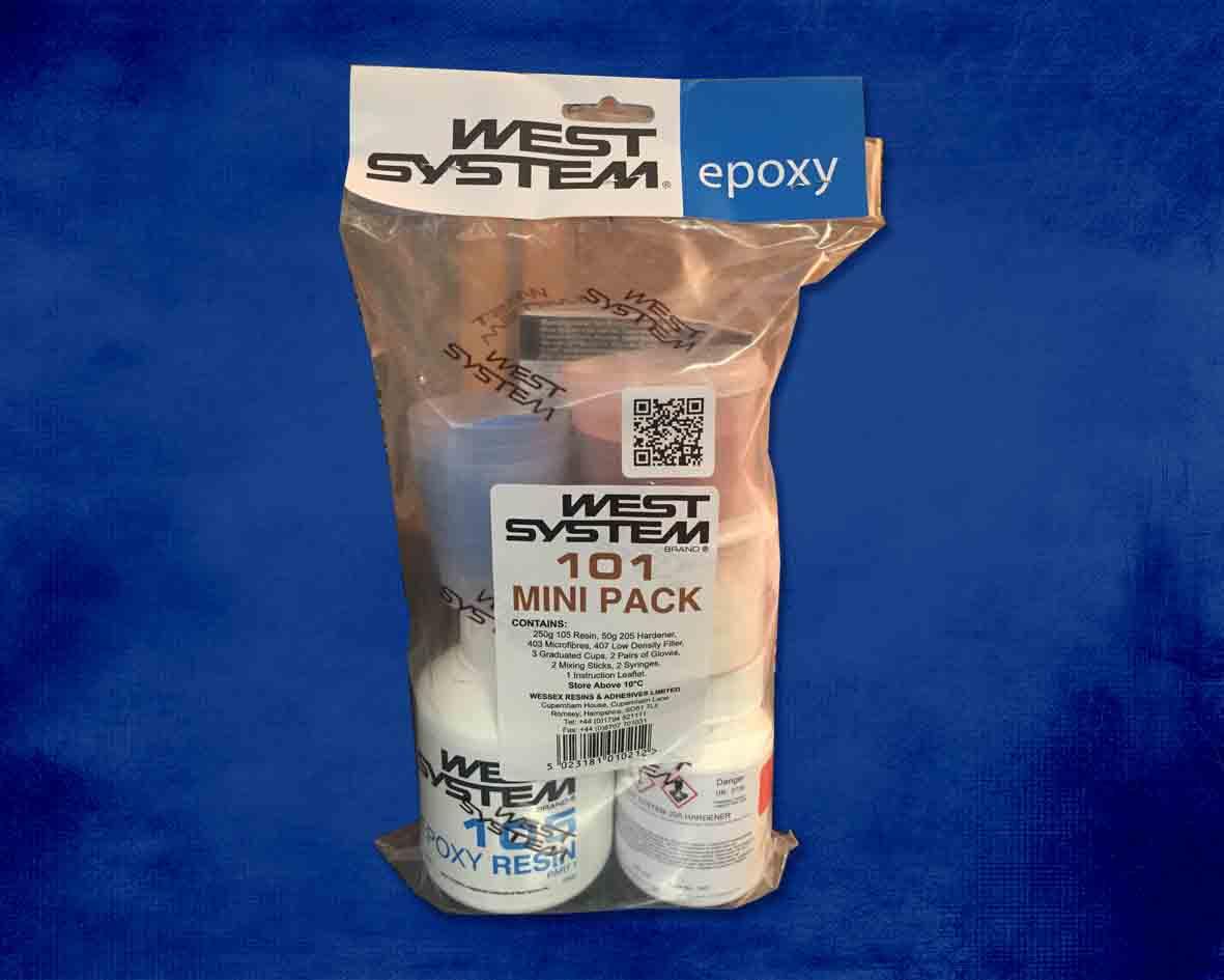 Epoxy Resin Repair Packs