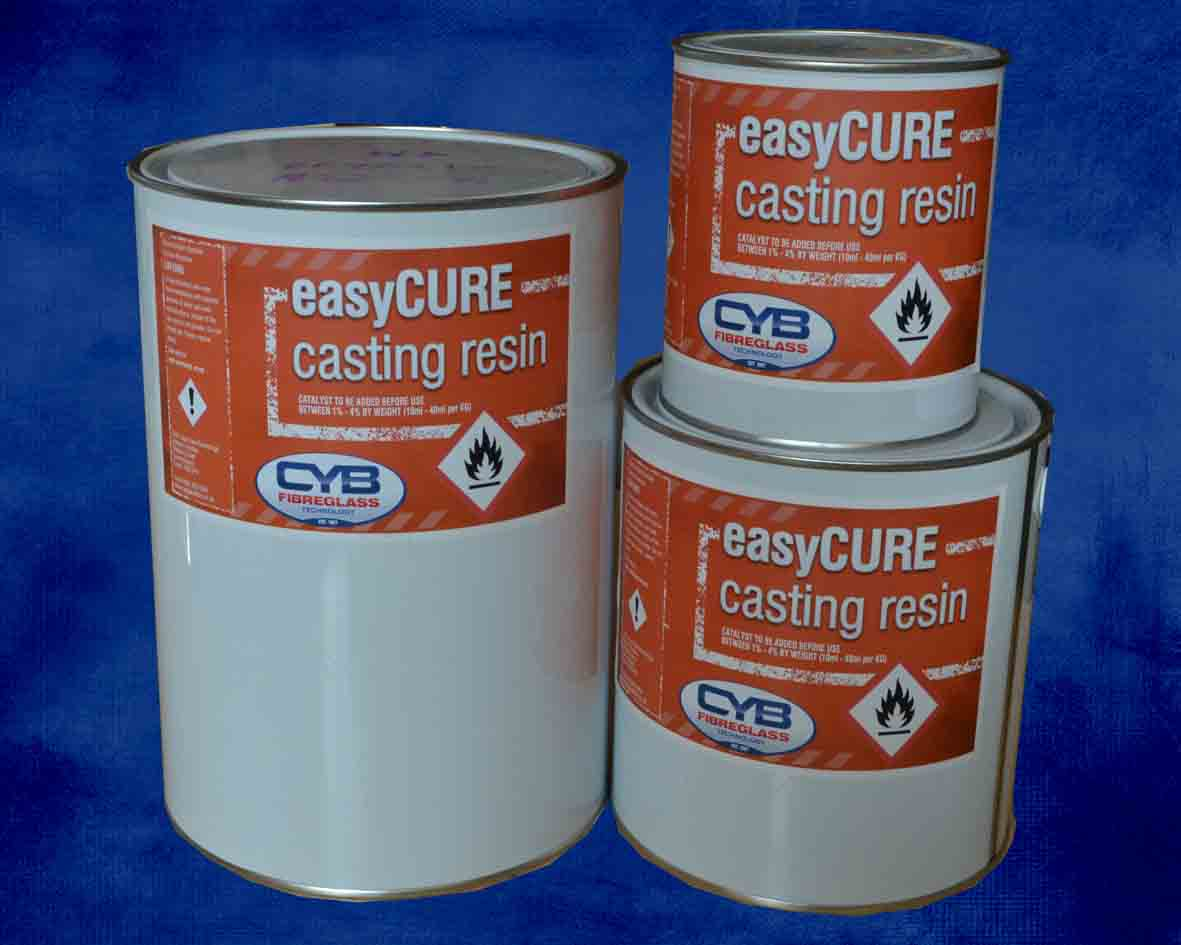 CYB Glassfibre Store | Product - Clear Casting Resin
