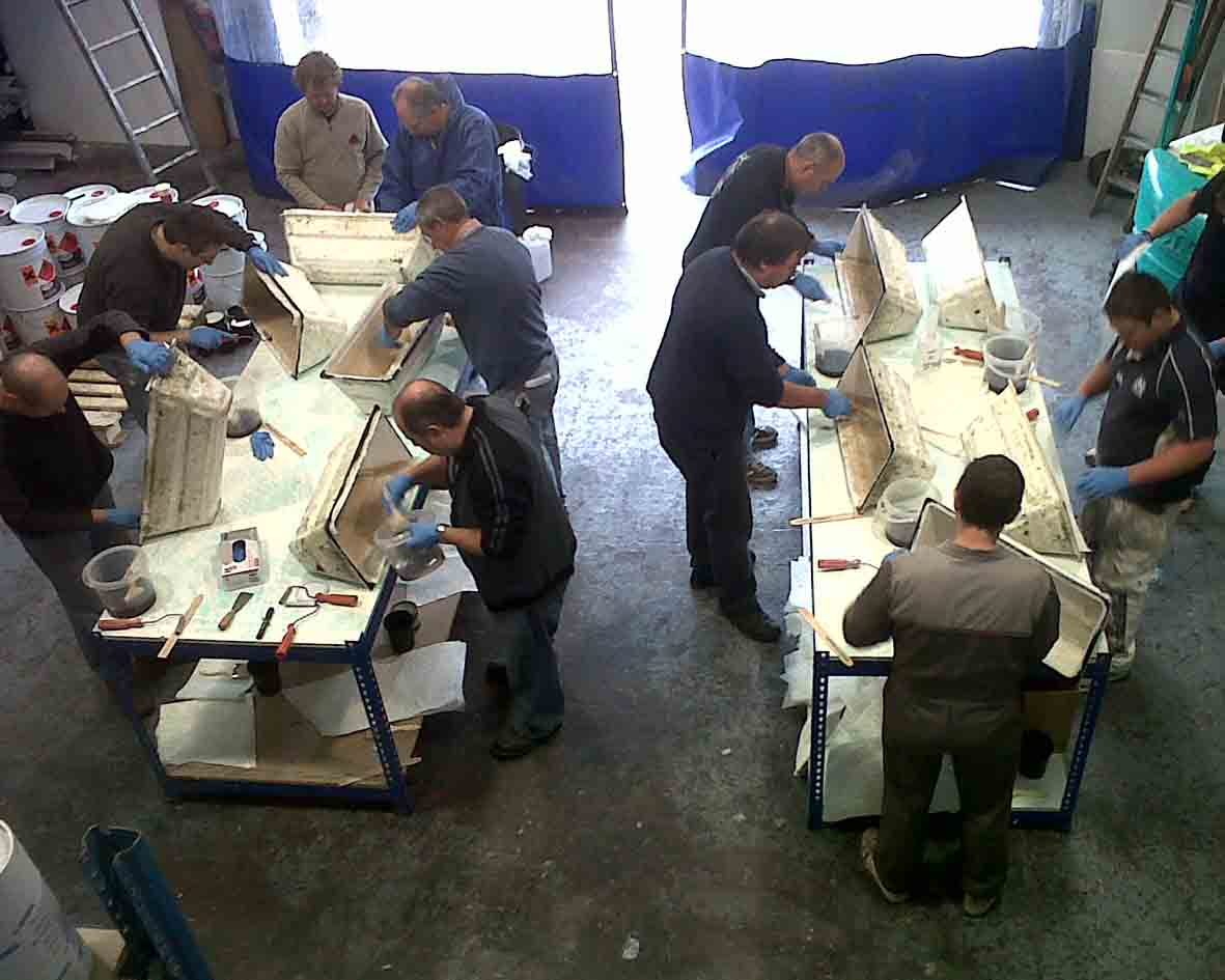 One Day Moulding Workshop