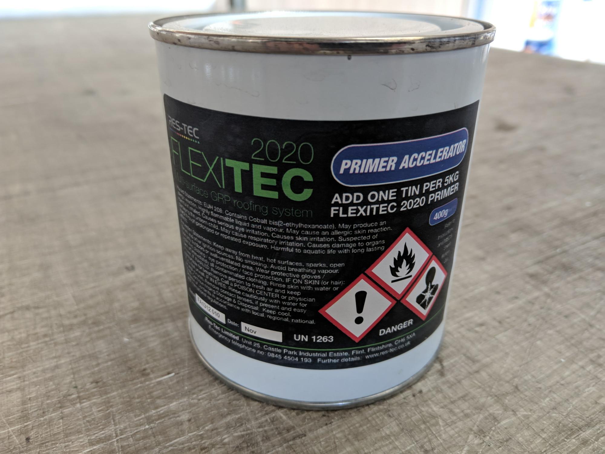 Flexitec Primer Accelerator 400g