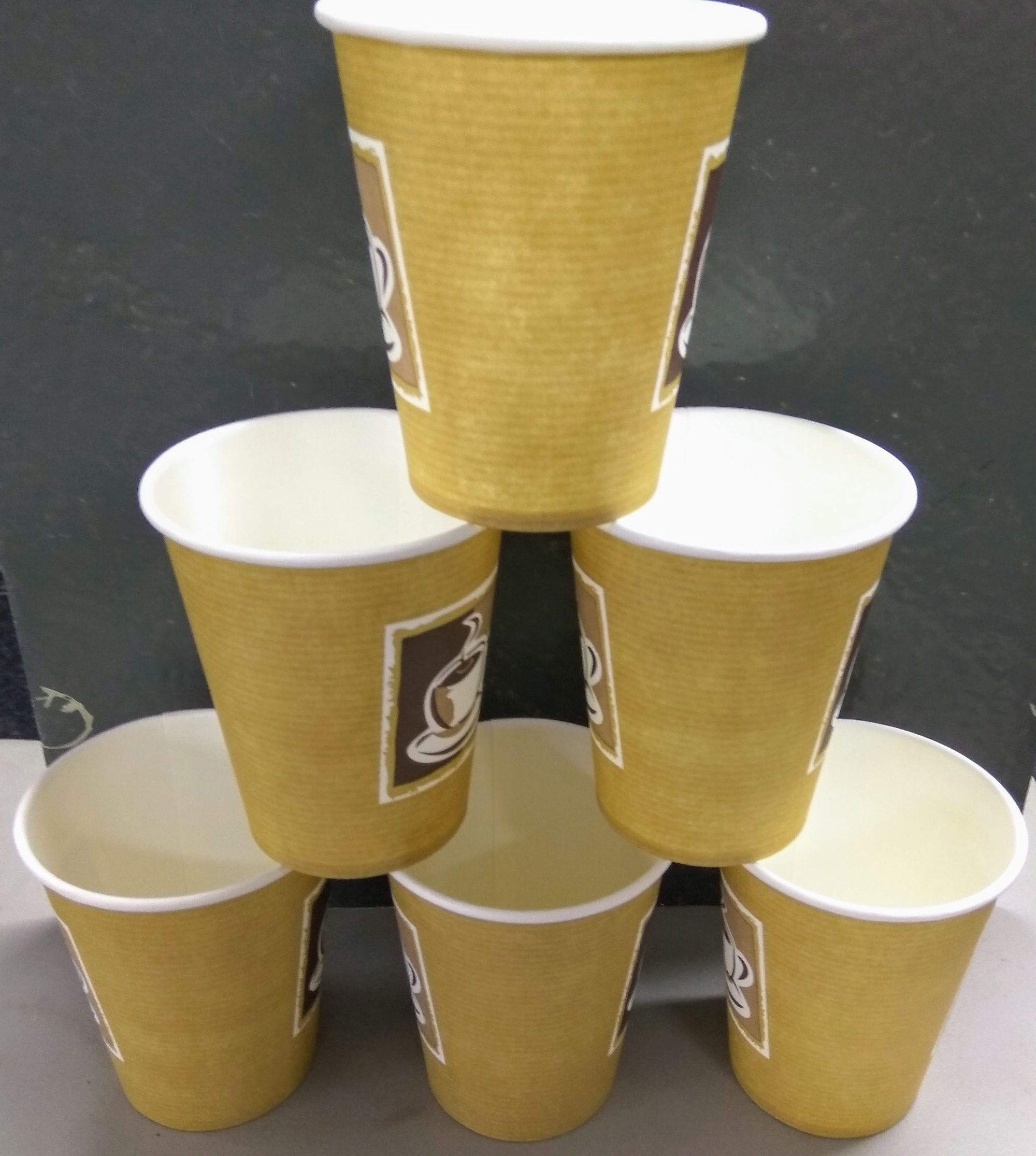 8oz (227ml) Paper Cup (Pack of 10)