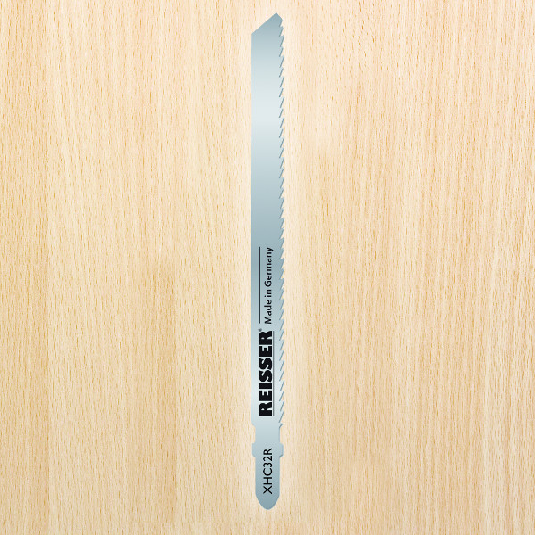 Reverse Cut Jigsaw Blades for Wood & Plastic