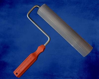 Metal Paddle Roller