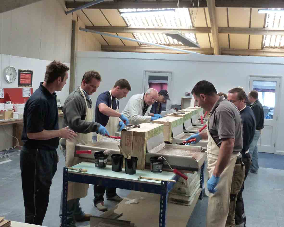 One Day Roofing Workshop