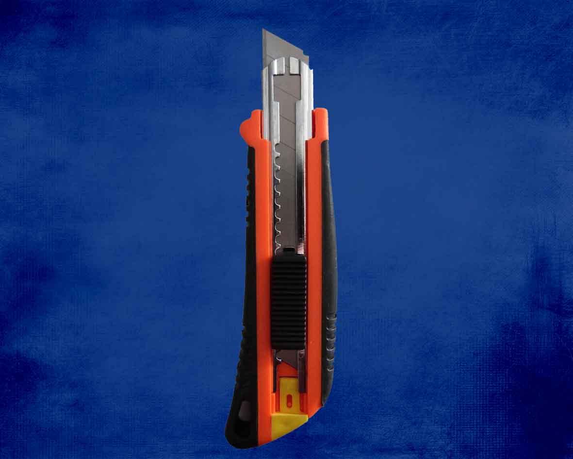 18mm Snap-Off Knife