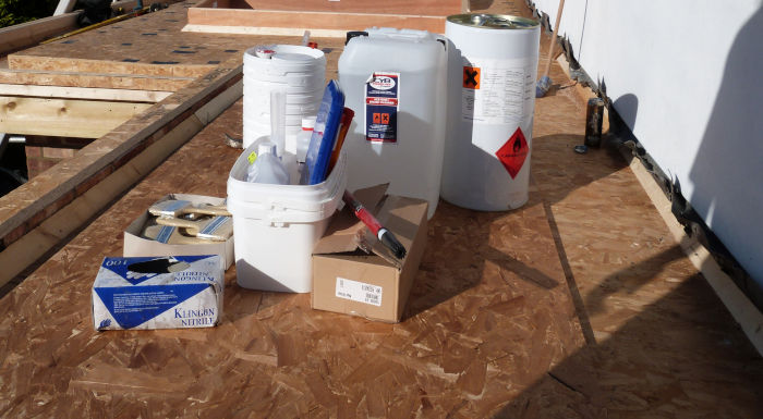 CYB Glassfibre Materials and Roofing Store